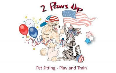 7 Tips for Having a Happy Pooch on the 4th of July (Gwinnett County fireworks locations inside)